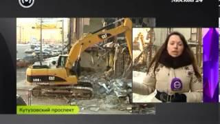 Снос незаконно возведенного центра косметологии(, 2012-12-12T13:17:33.000Z)