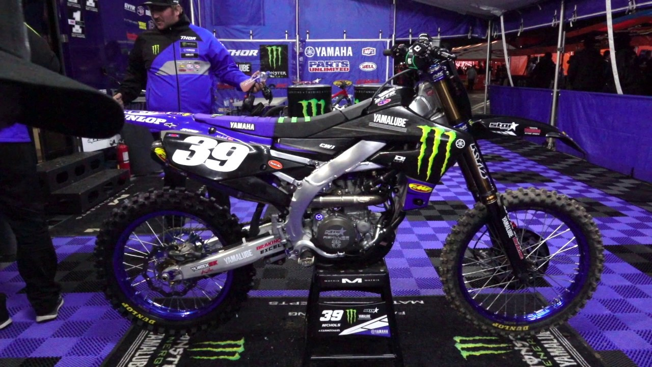 Beauty Shots | Colt Nichols' Star Racing Yamaha YZ250F