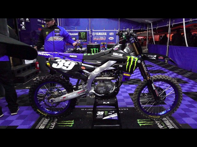 Beauty Shots   Colt Nichols' Star Racing Yamaha YZ250F