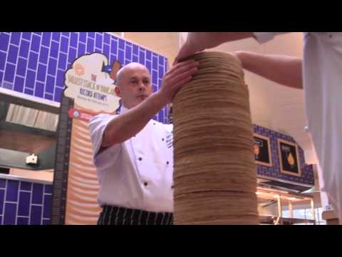 The Pancake House breaks Guinness World Records™ title