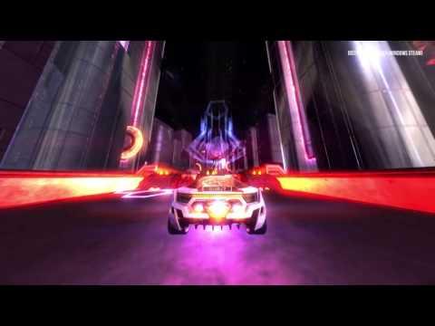 DISTANCE   STEAM Gameplay   LEVEL 10 - Destination Unknown + Credits