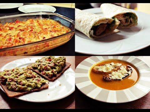 Низкокалорийные рецепты/Правильное питание - это наше все! - Простые вкусные домашние видео рецепты блюд