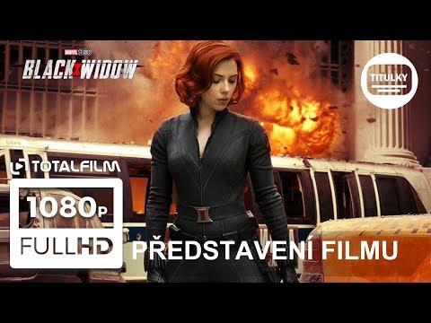 Black Widow (2020) Scarlett Johansson představuje film CZ HD