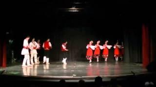 Dance formation Estreia-Varnenski tanc