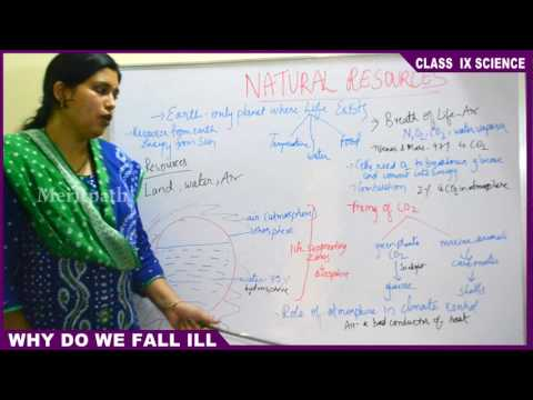 9 Class IX CBSE Science Natural Resources Part 1