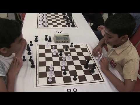 இந்தியா - இந்தியா GM Nihal Sarin - GM Praggnanandha FRENDLY GAME