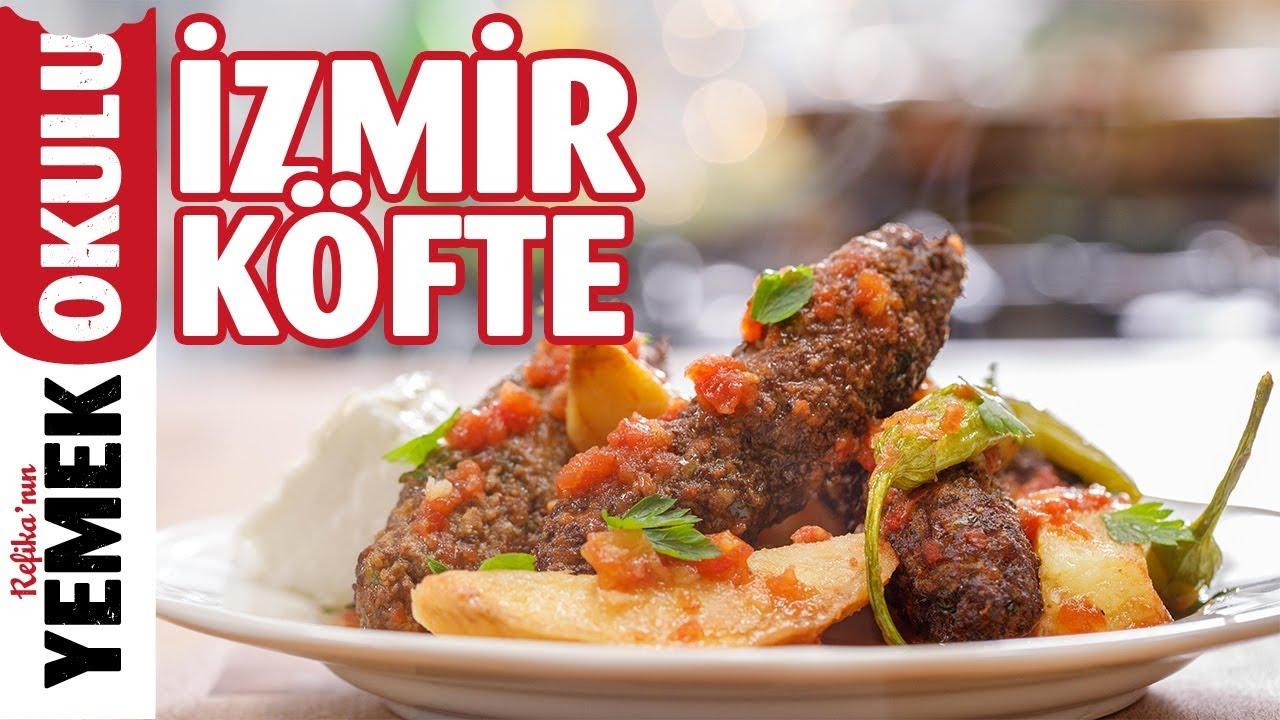 İzmir Köfte Tarifi | İzmir'e Yakışan, İzmir Kadar Güzel