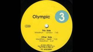 Olympic - Marathon - Berlin (Trance 1993)