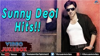 Sunny Deol Hits : Bollywood Blockbuster Songs || Video Jukebox