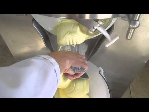 Making Cornish Ice Cream 2