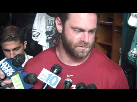 Eagles G Evan Mathis: 2013 Wk 10 vs Packers 11-5-13