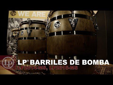 LP   Barriles De Bomba (LP2614-MS, LP2616-MS)