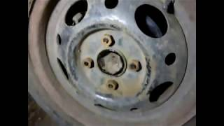 крепкие дешёвые колёсные гайки на Форд Сиерра #45DriftSierra