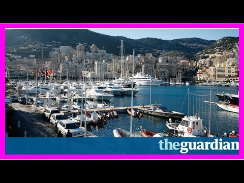 Box TV-Monaco built on med to house the throng of new super rich