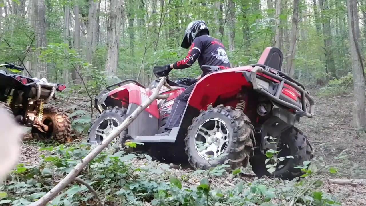 HISUN Tactic 1000  Hisun Motors 4x4 ATV