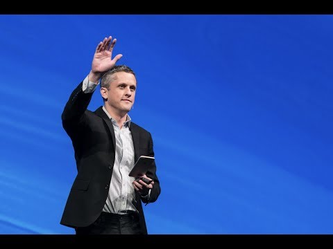 BoxWorks 2017 Opening Keynote with Aaron Levie