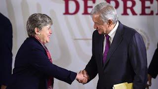 Programa de Desarrollo Integral Centroamérica y decreto condonación de impuestos. Conferencia AMLO thumbnail