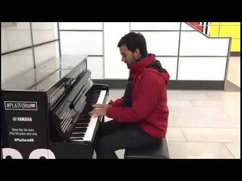 Luis Soler - Thinking out loud (piano cover Ed Sheeran) #PLATFORM88