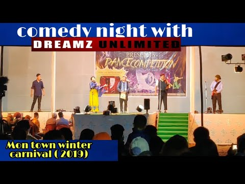 Comedy Night With Dreamz Unlimited | Mon Town |nagames Comedy( 2019 )