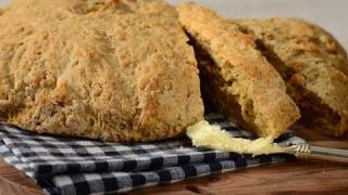 Irish Soda Bread Recipe Demonstration - Joyofbaking.com