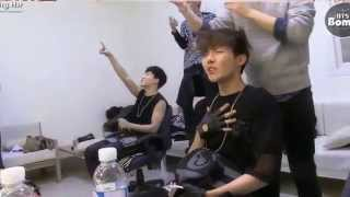[Vietsub] BANGTAN BOMB medley show time! (performed by BTS)