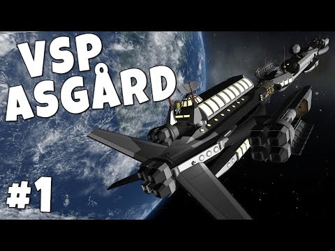 VSP - Project Asgård #1 - Building the Asgård