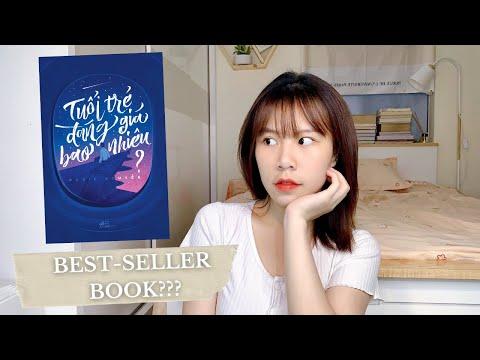 Review sách TUỔI TRẺ ĐÁNG GIÁ BAO NHIÊU   Best seller book?