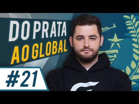 do PRATA ao GLOBAL #21 (FALLEN inferno)
