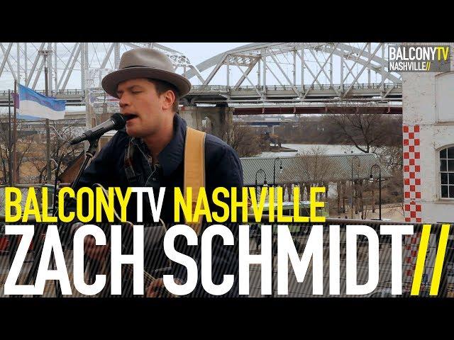 ZACH SCHMIDT - DEAR MEMPHIS (BalconyTV)