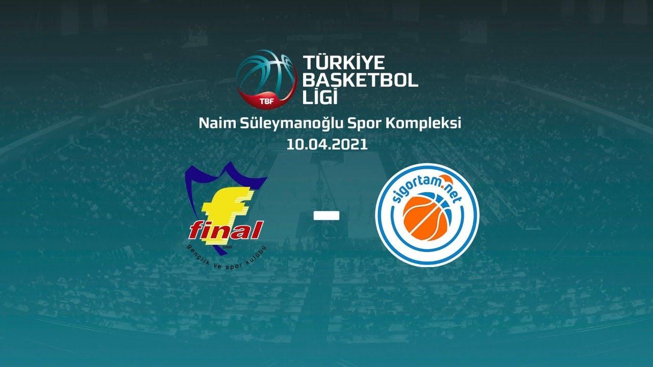 Final Spor – Sigortam.Net TBL 26.Hafta
