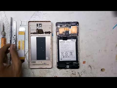 Lenovo K5 Note (A7020a48) Disassembly - YouTube