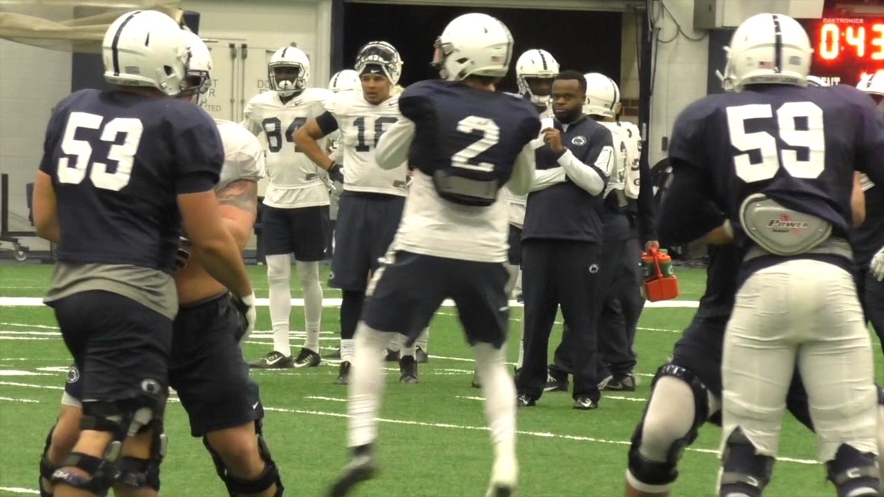 Get An Inside Look At Penn State Football Practice
