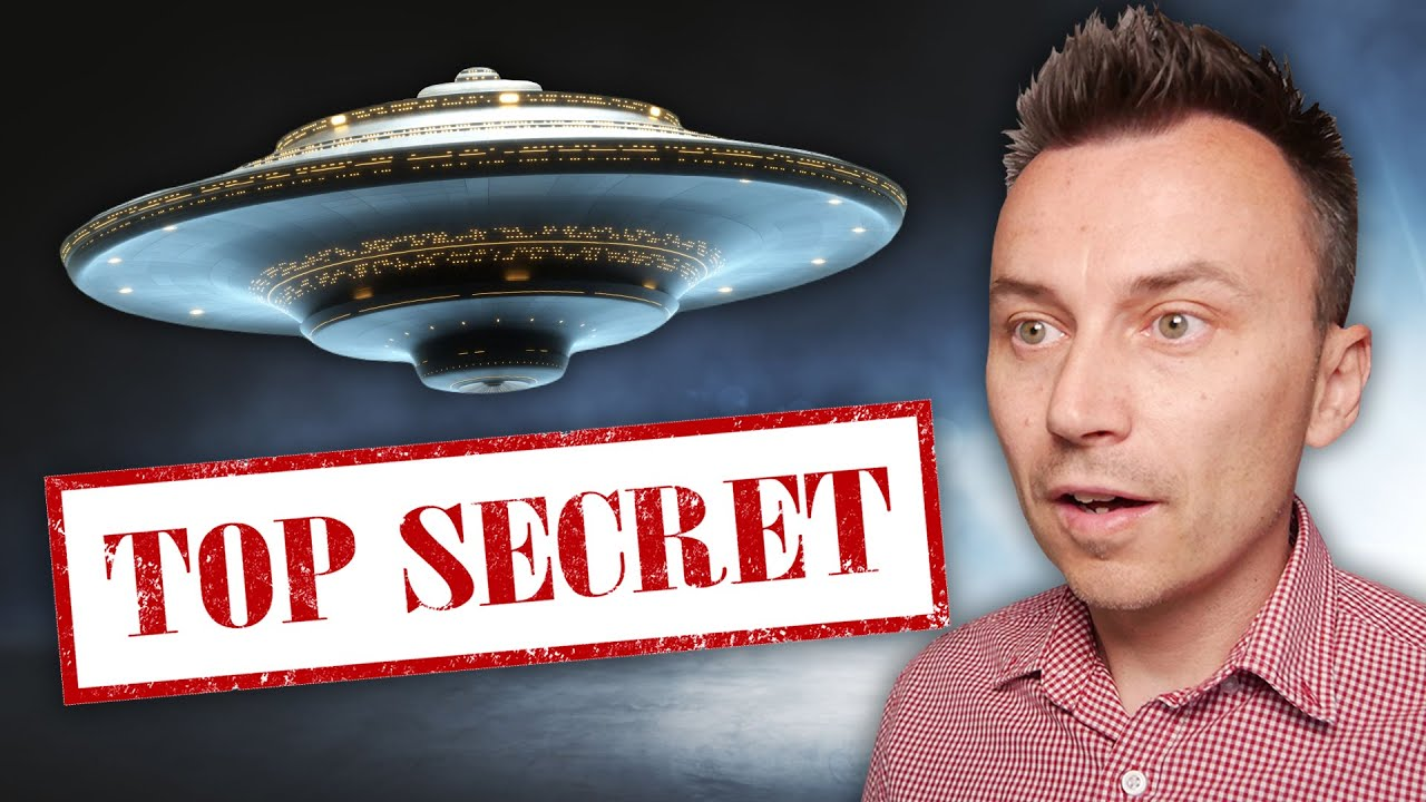 UFOs   What the Government Is NOT Telling You!