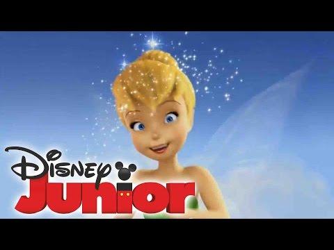 Disney Fairies zauberhafte Abenteuer - auf DISNEY JUNIOR