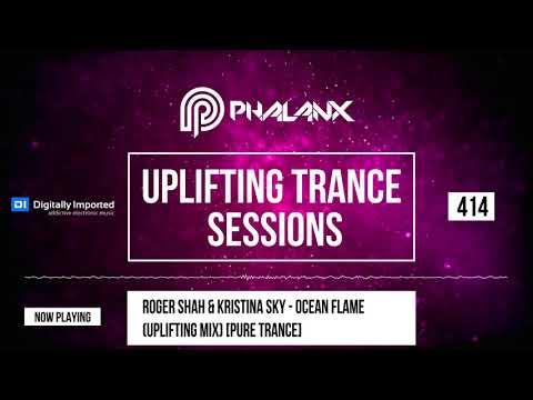 🔴 DJ Phalanx - Uplifting Trance Sessions EP. 414 (DI.FM) | December 2018