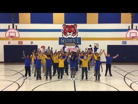 Music Express Contest 2017-Merrill Elementary Beloit, WI