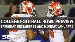 College Football Picks I Bowl Games With Ian Cameron