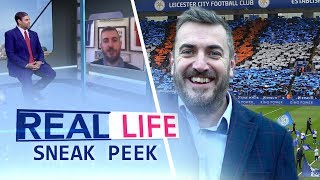 Former Leicester City Football Club Chaplain - (Richard Gamble) - Sneak Peak of Real Life Interview