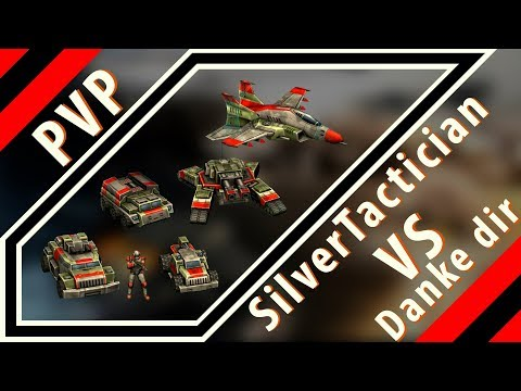 Art of war 3 PVP Danke dir vs SilverTactician