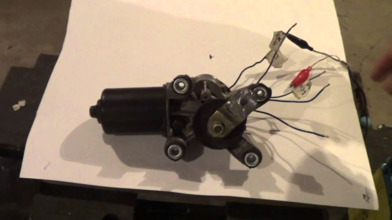 Wiper Motor Wiring Diagram Ford Molecular Orbital Of Hf Molecule Dead Things Vlog Windshield Youtube