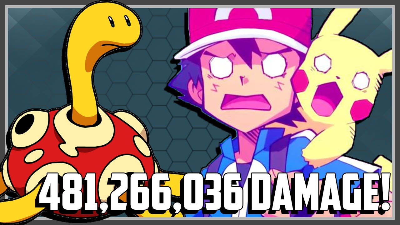 Shuckle Is The Strongest Pokemon Of All Time Youtube