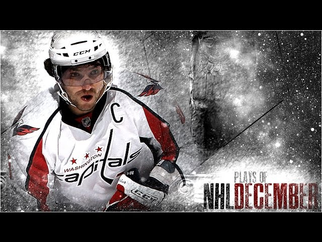 NHL Plays of December 2014 [HD]