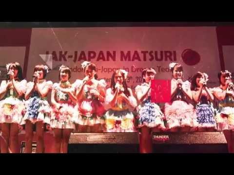 JAK JAPAN MATSURI 2016special performance