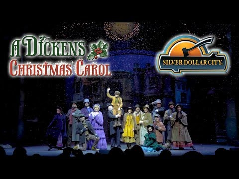 2018 A Dicken's Christmas Carol At Silver Dollar City Complete Show HD Branson MO
