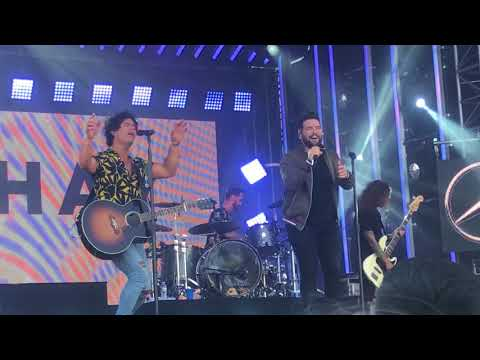 Dan + Shay - Keeping Score (7/31) - Jimmy Kimmel Live