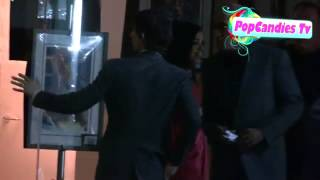 Anel Lopez Gorham & Christopher Gorham departs The Paley Center in Beverly Hills Thumbnail