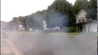 LS Swap 1995 Impala SS Burnout