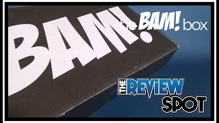 Subscription Spot | The Bam! Box March 2018 Subscription UNBOXING!