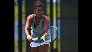 2019 Women's Tennis Championship - UCF Quarterfinal Post Match