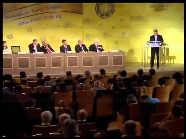 John Sano Ex CIA Official on Camp Ashraf   Paris 20 Jan 2012